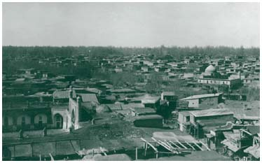 my tashkent essays