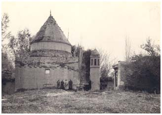 Mazar of Kaldirgach-biy in the beginning of XX century
